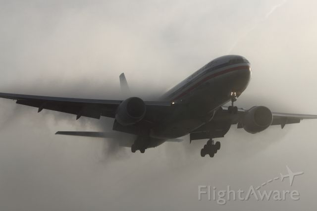 Photo Of American Airlines B772 N777an Flightaware
